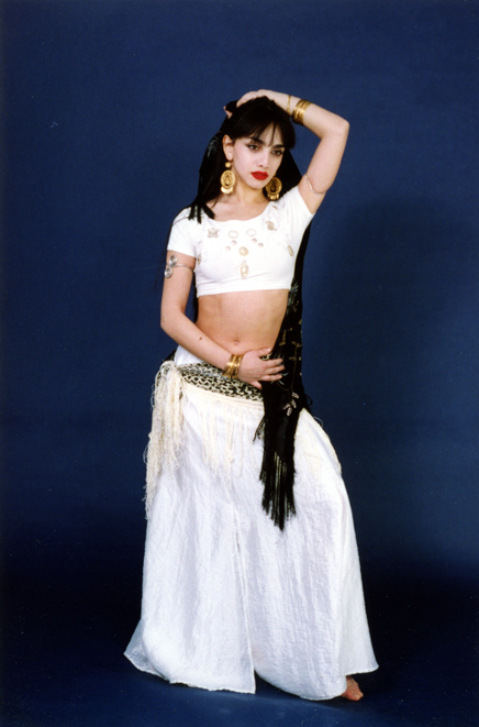 Anna - belly dancer - New York