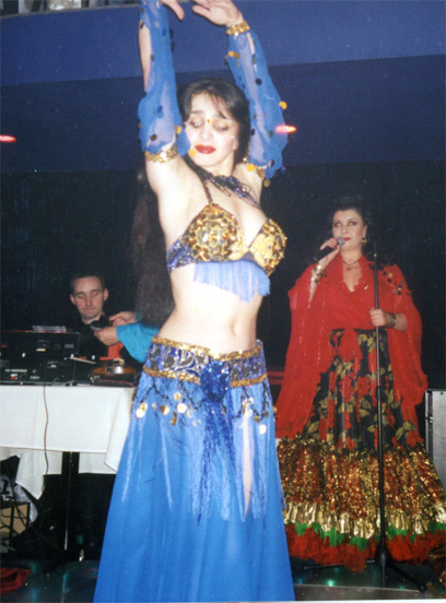 Anna - Belly Dancer - NYC