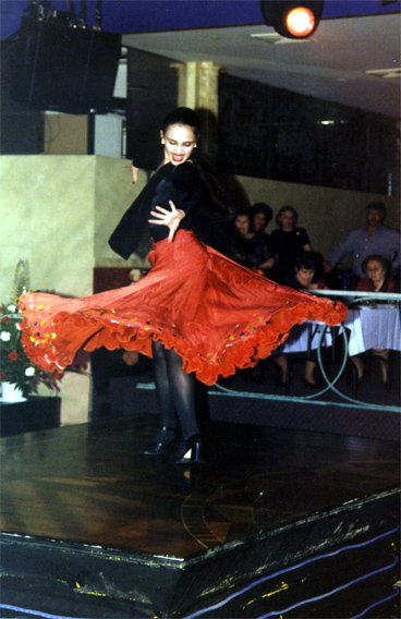 Flamenco and Gypsy Dance New York