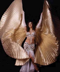 Azza Belly Dancer