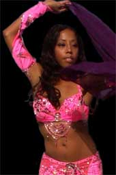 Belly Dancer DC