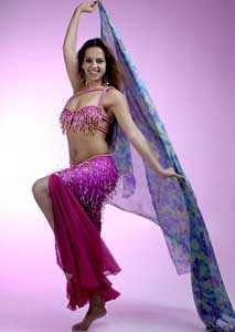 Nina Belly Dancer