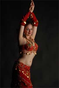 Serafina Belly Dancer