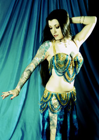 Sonya Belly Dancer Chicago