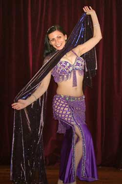 belly dancer - San Fransciso Bay Area