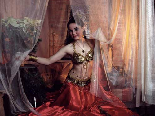 Belly Dancers Nyc Tanna Belly Dancer New
