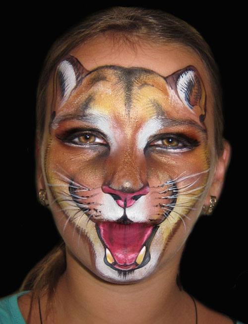 Incredible body Art - NYC