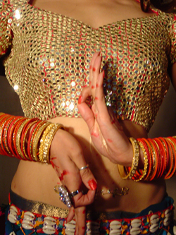 Bollywood and Indian Dancers