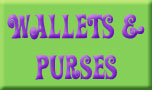 vintage wallets, purses, leathergoods