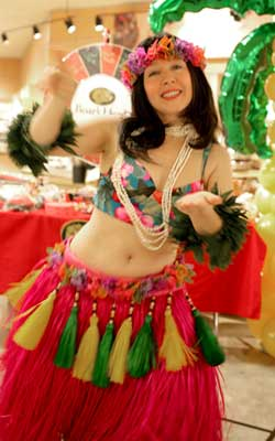 Dez - Hula Dancer - Central New Jersey