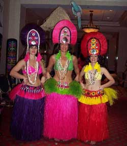 Hula Dancers - New Jersey