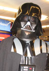 Darth Vader impersonator  Phillly area