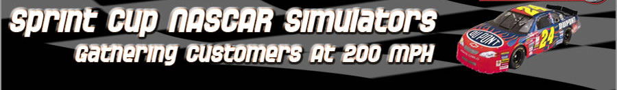 NASCAR simulators