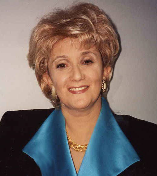 Barbara Walters Impersonator