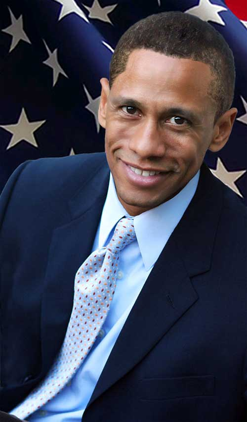 Barack Obama Impersonator