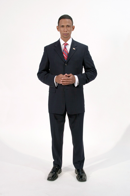 Barack Obama Impersonator LA