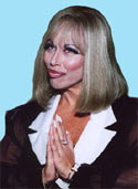 Barbra Streisand Impersonator NY NJ PA