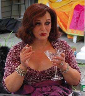 Bette Davis Impersonator