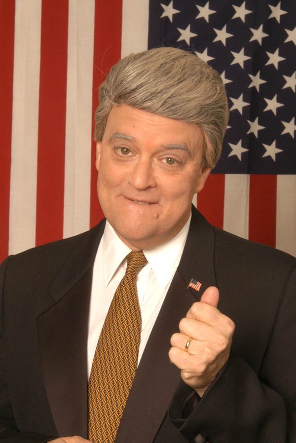 Bill, clinton, impersonator - Counterfeit, bill - The Best Impersonation