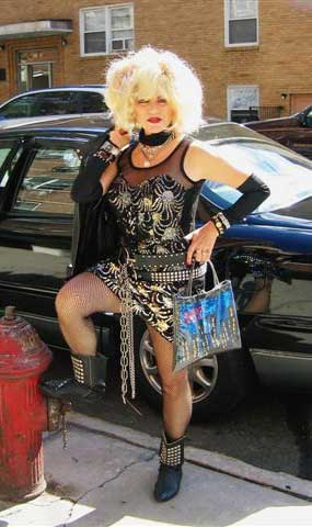 Deborah Harry - Blondie Impersonator  NY NJ