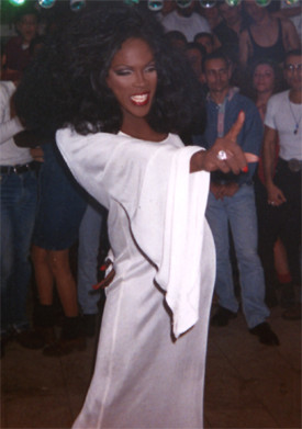 Diana Ross Impersonator