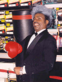 Don King Impersonator