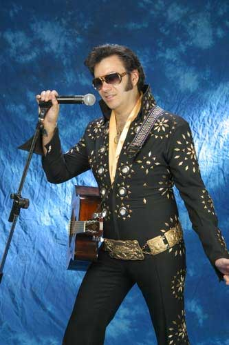Elvis  Impersonator - NYC