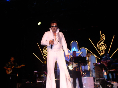 Elvis Impersonator Austin Texas