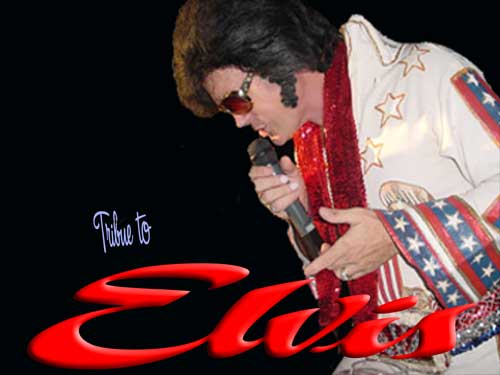 Elvis Impersonator Tampa