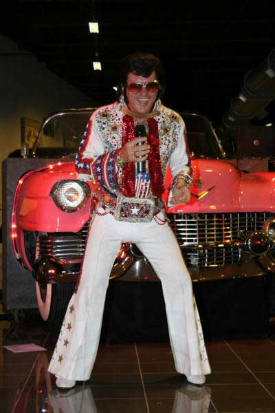 Elvis Impersonator Florida
