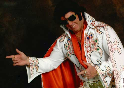 Elvis Impersonator Philly