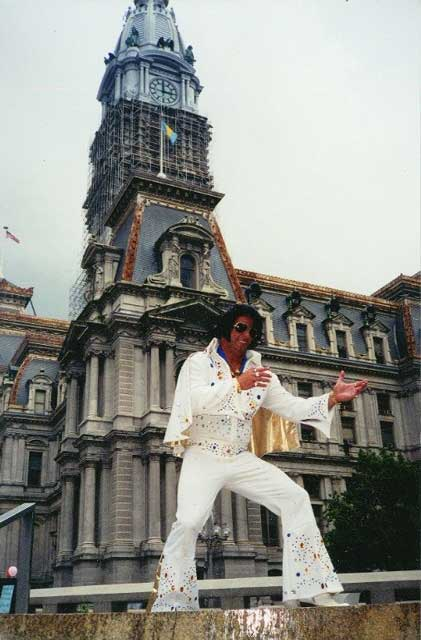 Elvis Impersonator NJ