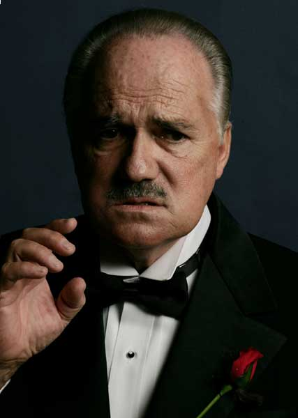 Marlon Brando - Godfather lookalike