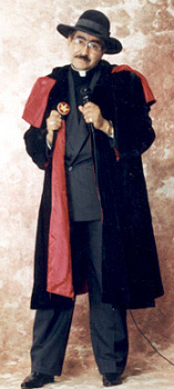 Father Guido Sarducci - Don Novello Impersonator