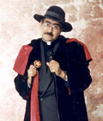 Father Guido Sarducci Lookalike