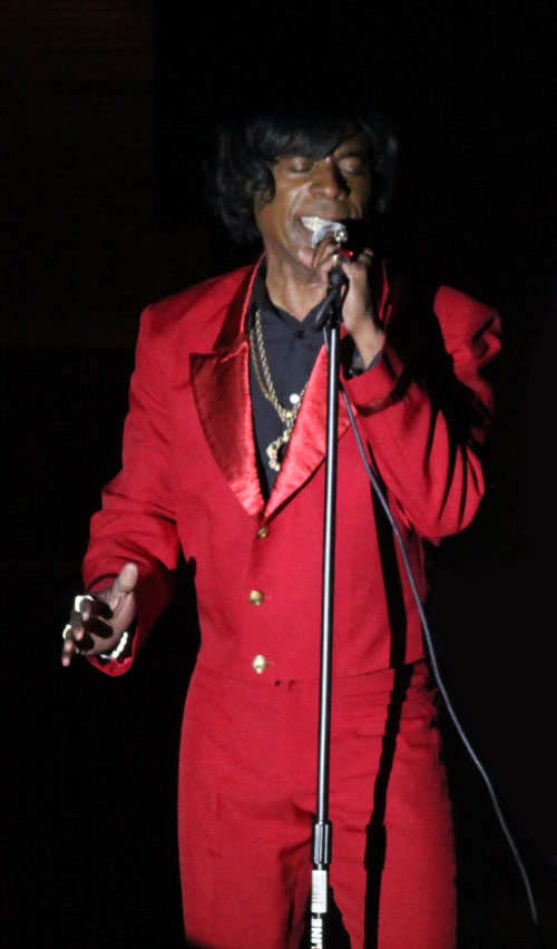 James Brown Impersonator - PA - NY - NJ