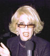 Joan Rivers impersonator  California