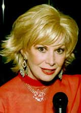 Joan Rivers impersoantor Chicago IL