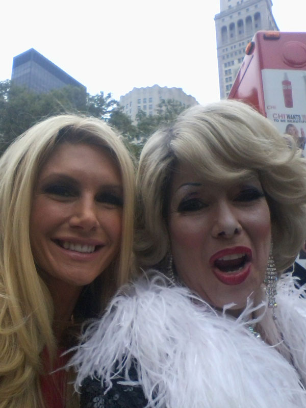 Joan Rivers Impersonator
