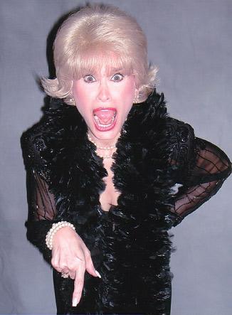 Joan Rivers Impersonator