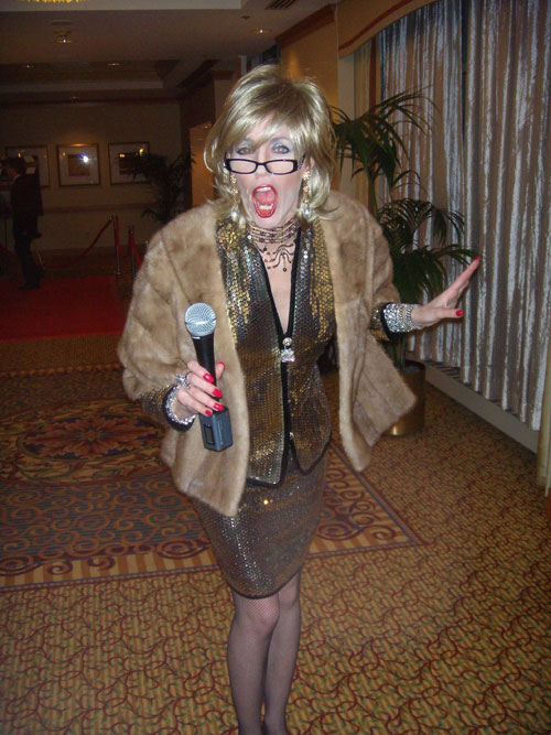 Joan Rivers Impersonator - Washington, DC