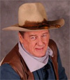 John Wayne Look Alike  The Duke Look Alike