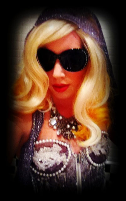Lady Gaga impersonator- NYC