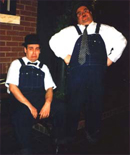 Laurel & Hardy Impersonators
