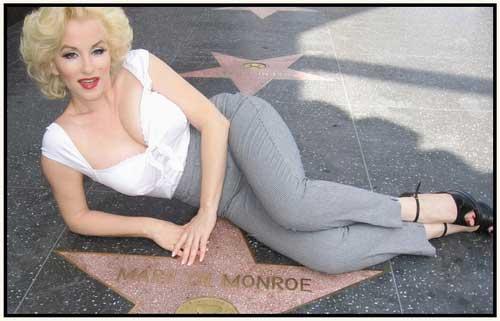 Marilyn monroe look alikes xxx, very cute nude malay girls