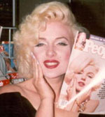 Marilyn Monroe Impersonator Washington Oregon