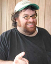 Michael Moore lookalike