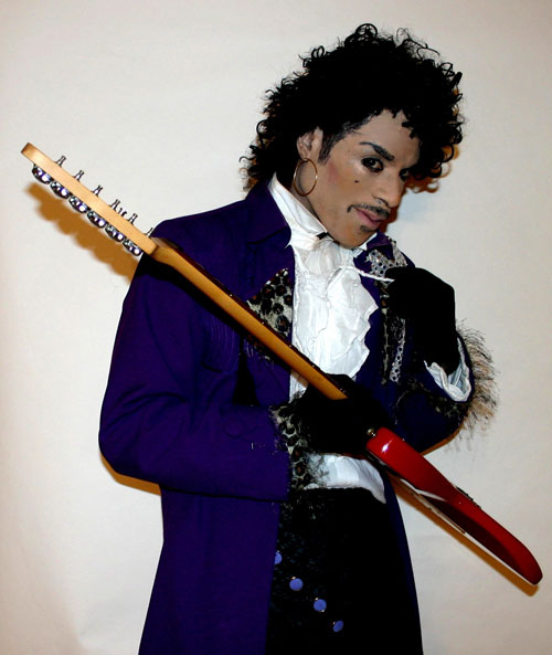 Prince Impersonator - New York New Jersey PA