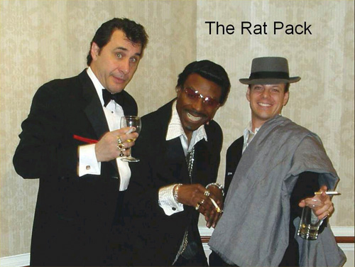 Rat Pack Impersonators  NY NJ