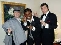 Rat Pack Impersonators